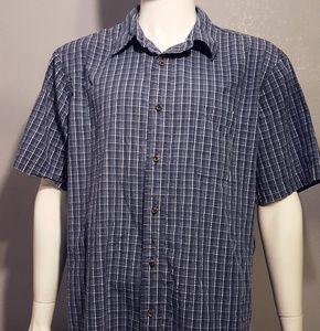 Eddie Bauer Men's Casual Button Down Shirt Pre Own